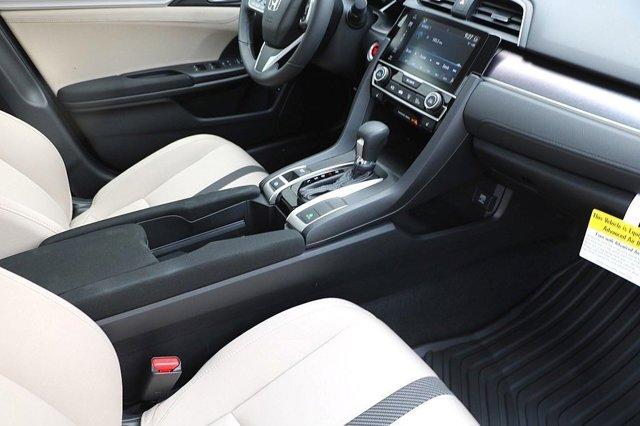 New 2018 Honda Civic Sedan EX-T CVT