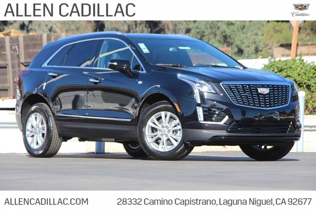 2021 Cadillac XT5 FWD Luxury FWD 4dr Luxury Turbocharged Gas I4 2.0L/ [16]