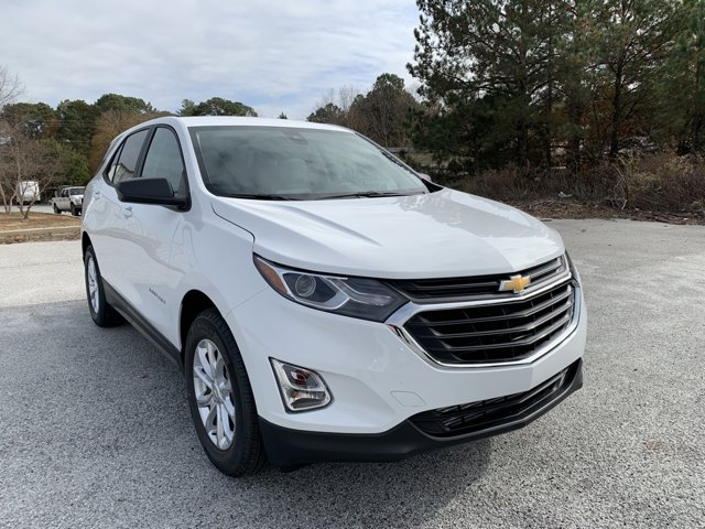 New 2020 Chevrolet Equinox in Loganville, GA