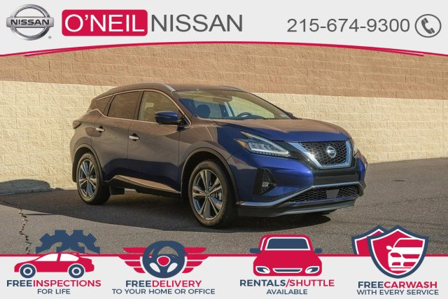 2020 Nissan Murano Platinum AWD Platinum Regular Unleaded V-6 3.5 L/213 [0]