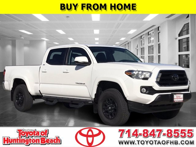 2021 Toyota Tacoma SR5 SR5 Double Cab 6′ Bed V6 AT Regular Unleaded V-6 3.5 L/211 [1]