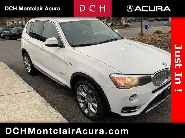 Used 2017 BMW X3 in Verona, NJ