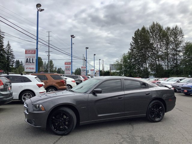 Used 2014 Dodge Charger 4dr Sdn RT Plus AWD