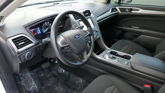 Used 2018 Ford Fusion SE FWD