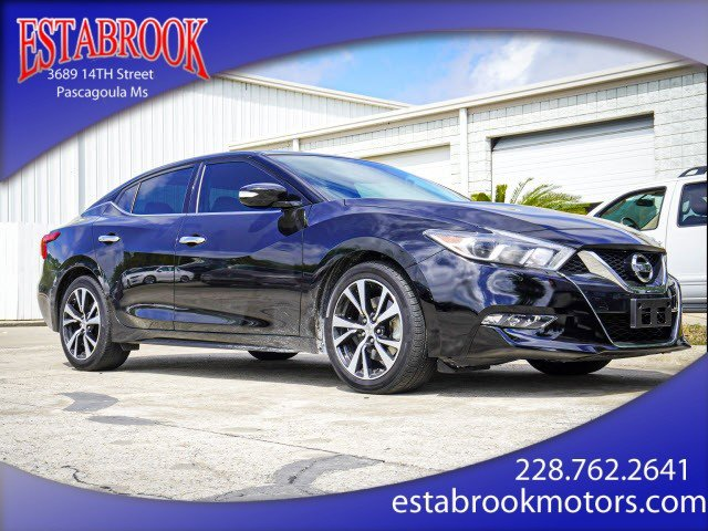 Used 2018 Nissan Maxima in , MS