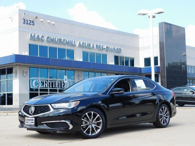 Used 2018 Acura TLX in , TX