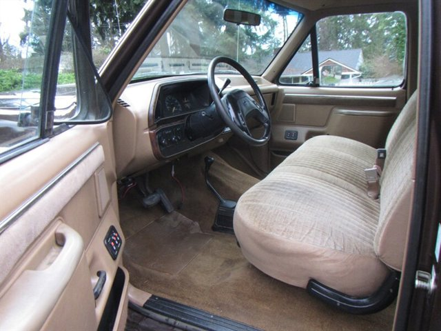 Used 1988 Ford F-150 2dr 4X4