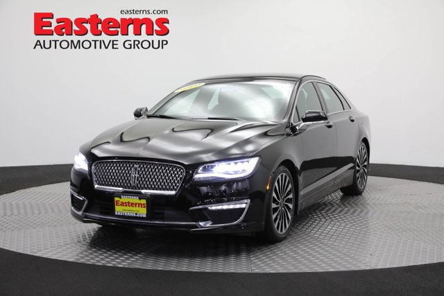 2017 Lincoln MKZ Black Label Technology 4dr Car