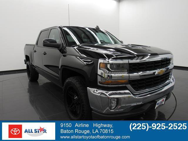 Used 2018 Chevrolet Silverado 1500 in Baton Rouge, LA