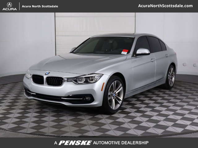 Used 2016 BMW 3 Series in , AZ
