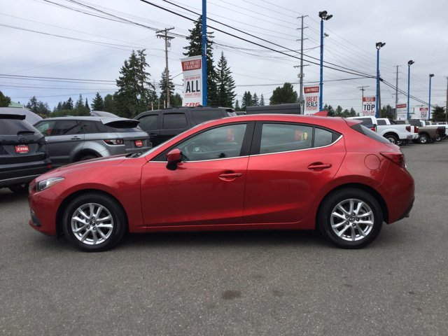 Used 2014 Mazda Mazda3 5dr HB Auto i Grand Touring