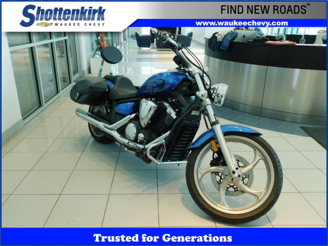 2011 Yamaha RAPTOR STRYKER