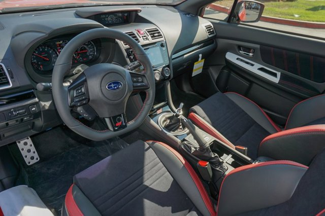 New 2020 Subaru WRX STI Manual