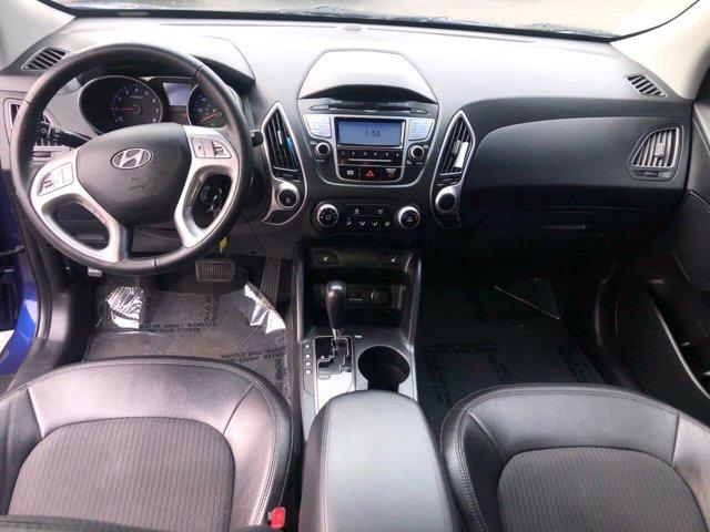 Used 2012 Hyundai Tucson AWD 4dr Auto GLS PZEV