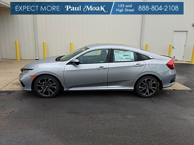 New 2020 Honda Civic Sedan in Jackson, MS