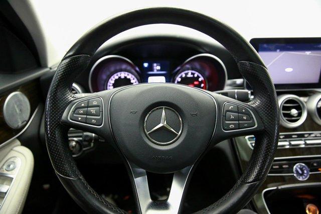 2016 Mercedes-Benz C-Class for sale 123147 9