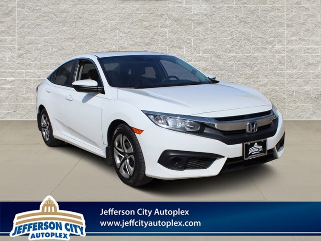 Used 2018 Honda Civic Sedan in Jefferson City, MO