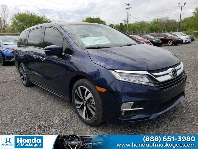 New 2020 Honda Odyssey in Muskogee, OK