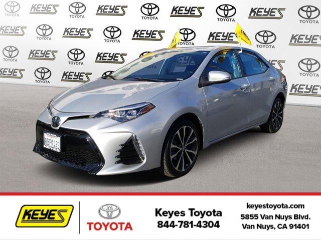 Used 2018 Toyota Corolla in , CA
