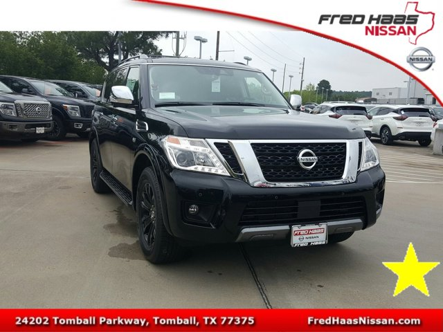 New 2019 Nissan Armada in Tomball, TX