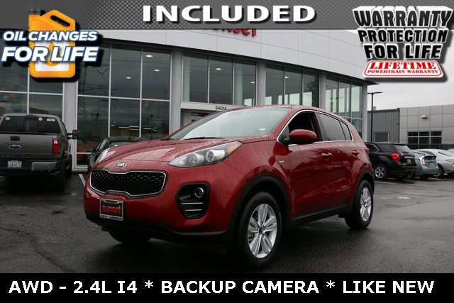 Used 2019 KIA Sportage in Sumner, WA