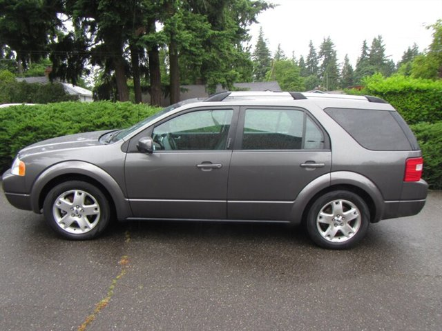 Used 2006 Ford Freestyle 4dr Wgn Limited AWD