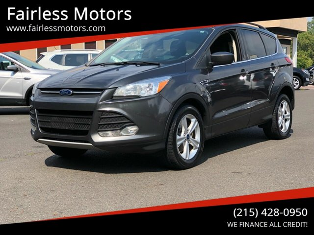 Used 2015 Ford Escape in Fairless Hills, PA