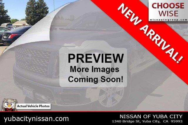 2018 Nissan Titan SV 4x4 Crew Cab SV Regular Unleaded V-8 5.6 L/339 [6]