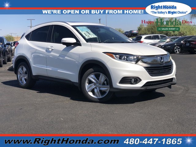 2020 Honda HR-V EX EX 2WD CVT Regular Unleaded I-4 1.8 L/110 [1]