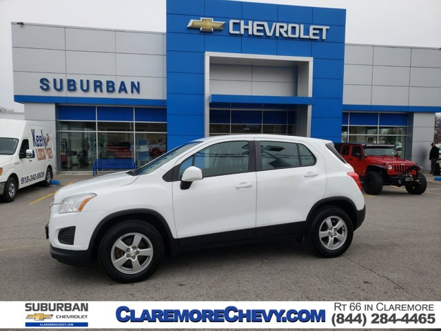 Used 2016 Chevrolet Trax in Claremore, OK