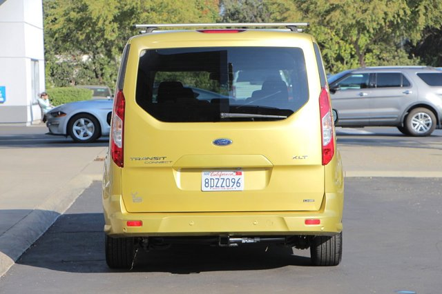 Used 2016 Ford Transit Connect Wagon 4dr Wgn LWB XLT w-Rear Liftgate