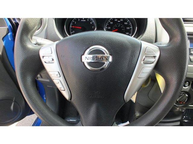 2016 Nissan Versa SV 4DR FWD
