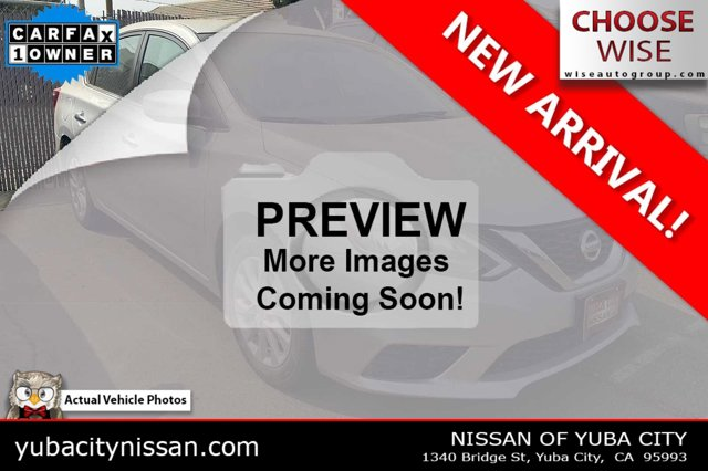 2019 Nissan Sentra SV SV CVT *Ltd Avail* Regular Unleaded I-4 1.8 L/110 [19]