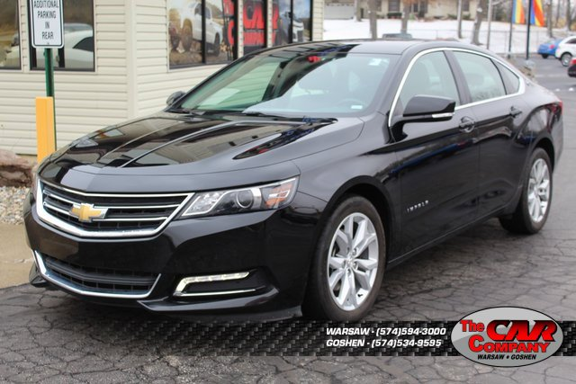 Used 2019 Chevrolet Impala in Warsaw, IN
