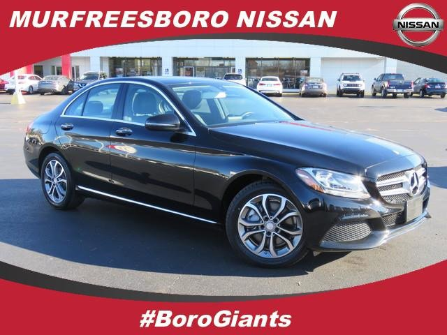 Used 2016 Mercedes-Benz C-Class in Murfreesboro, TN