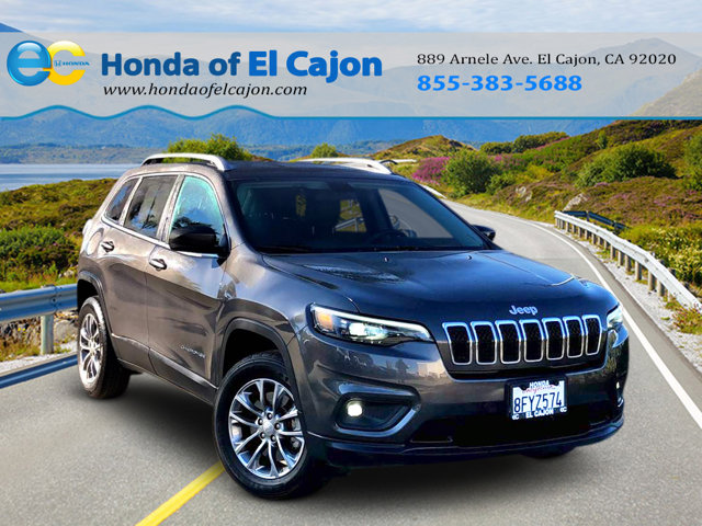 Used 2019 Jeep Cherokee in El Cajon, CA