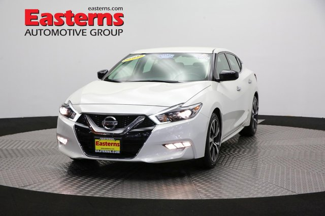 2017 Nissan Maxima for sale 122129 0