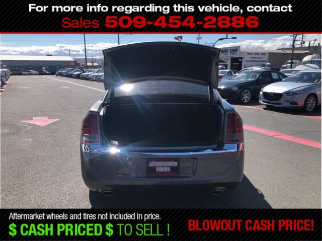 Used 2011 Chrysler 300 4dr Sdn Limited RWD
