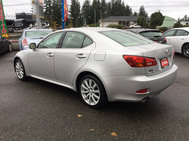 Used 2006 Lexus IS 250 4dr Sport Sdn AWD Auto