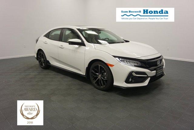 New 2020 Honda Civic Hatchback in Enterprise, AL