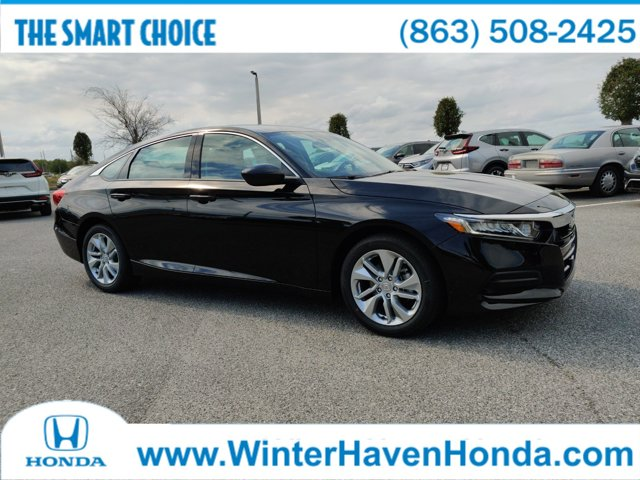 New 2020 Honda Accord Sedan in Winter Haven, FL