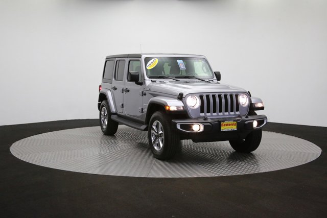 2019 Jeep Wrangler Unlimited for sale 124234 45
