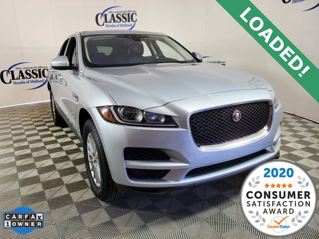 Used 2019 Jaguar F-PACE in Midland, TX