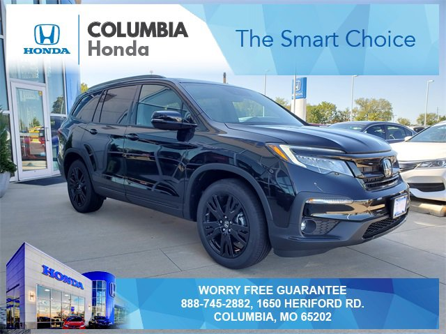 New 2020 Honda Pilot in Columbia, MO
