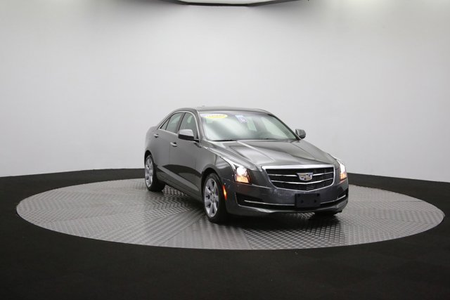 2016 Cadillac ATS for sale 123787 44