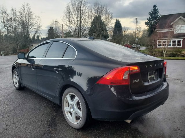Used 2012 Volvo S60 FWD 4dr Sdn T5