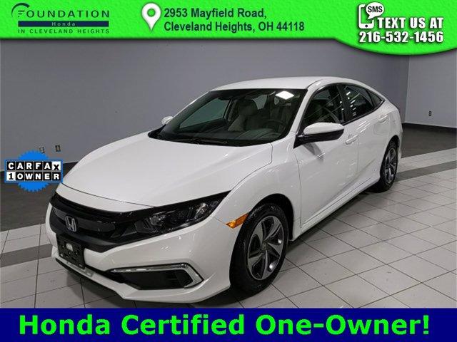 Used 2019 Honda Civic Sedan in Cleveland Heights, OH