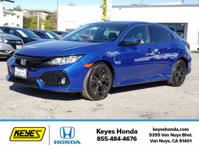 Used 2017 Honda Civic Hatchback in  Van Nuys, CA