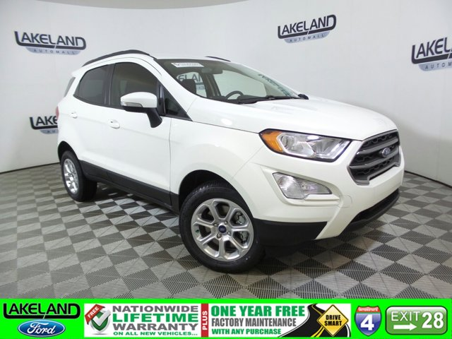 New 2019 Ford EcoSport in Lakeland, FL