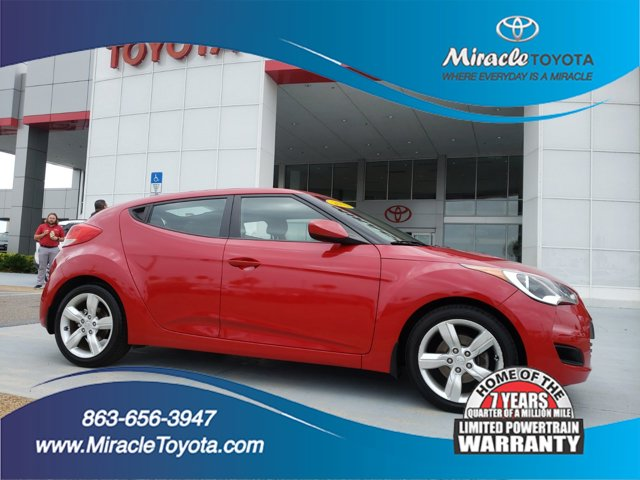 Used 2013 Hyundai Veloster in Haines City, FL